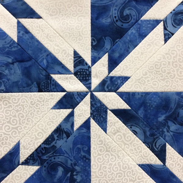 Hunter's Star Quilt Pattern