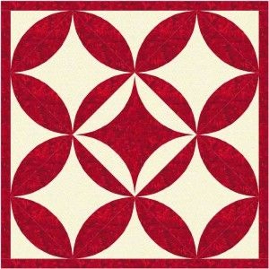 A Rob Peter to Pay Paul quilt square